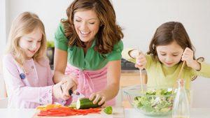 Alimentazione Famiglia