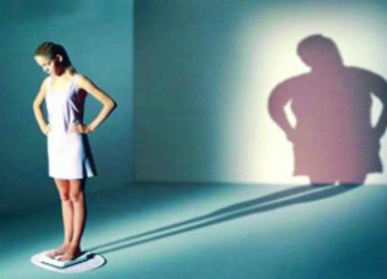 disturbo alimentare e di alimentazione corpo e la sua immagine